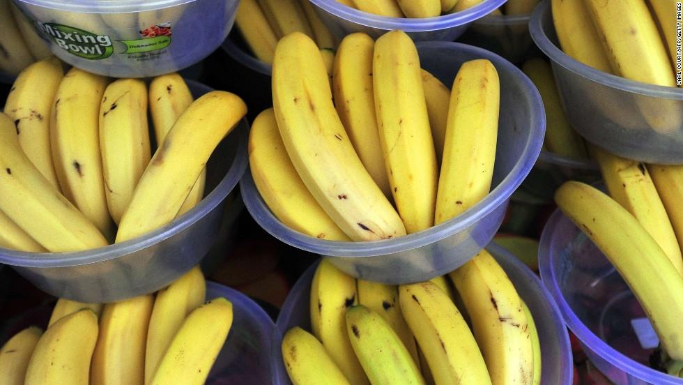 Why bananas as we know them might go extinct (again) - CNN.com