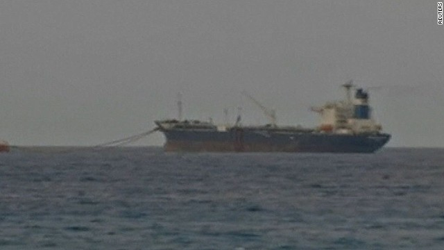 Libya acts to seize North Korean ship