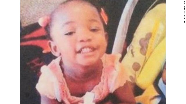 FBI offers reward for missing 2-year-old