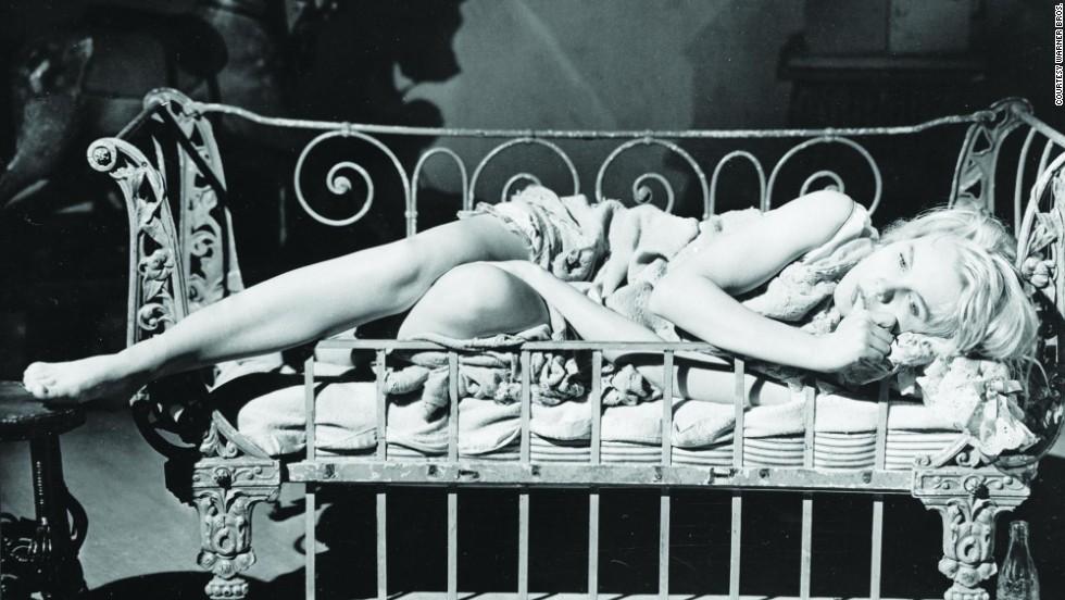 """Carroll Baker starred in """"Baby Doll"""" in 1956."""