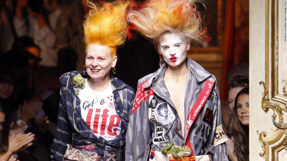 Vivienne Westwood The 39 Grandmother Of Punk Fashion 39