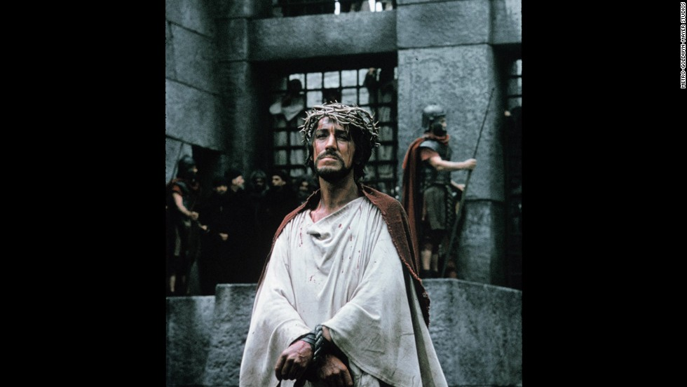 "One of the most iconic portrayals of Jesus came from Max von Sydow in 1965's ""The Greatest Story Ever Told."" With a script adapted from a '40s radio series and Fulton Oursler's account by the same name, ""The Greatest Story Ever Told"" put the ""big"" in ""big screen production,"" costing $20 million and boasting actors like Sidney Poitier, Charlton Heston and John Wayne."