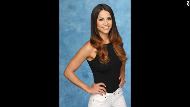 "After participating in the 2014 season of ""The Bachelor,"" Andi Dorfman was named ABC's new ""Bachelorette."""