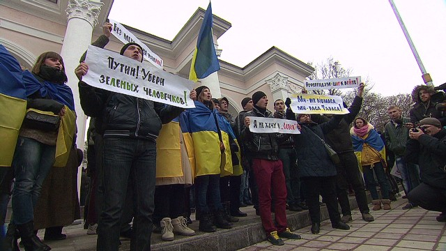 Crimean independence up for a vote