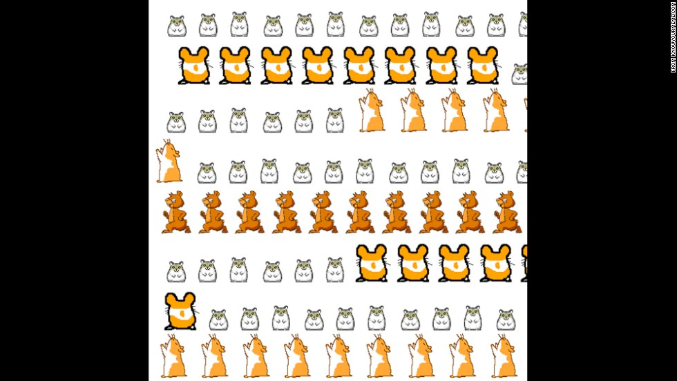 Hamster Dance, a very adorable (and equally obnoxious) homage to dancing hamsters, went live in 1998 and quickly spread like a wildfire through newsgroups and e-mail chains.