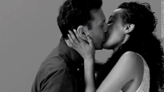 erin Jeanne Moos pkg first kiss video_00011625.jpg
