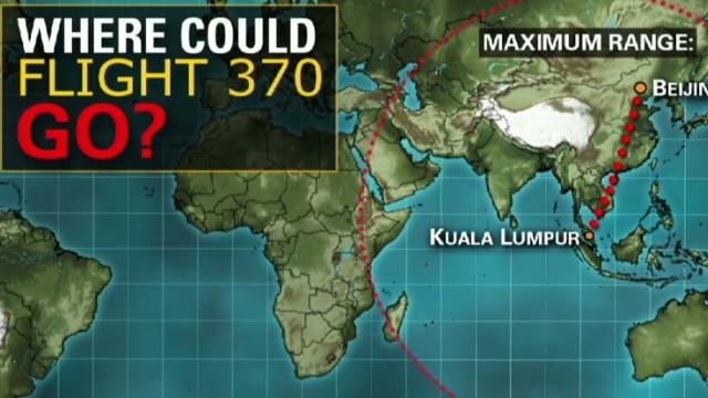 Oceanographer: Plane debris will move
