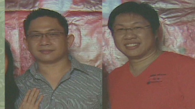 Man has two brothers on Malaysia jet