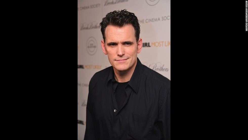"Matt Dillon continues to stay gold (any fans of ""The Outsiders"" out there?) at age 50."