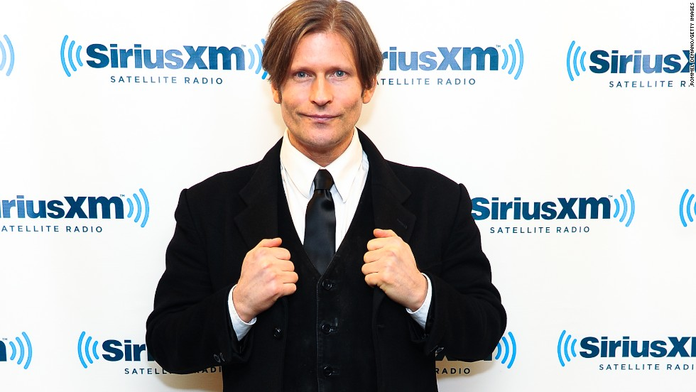"We wonder whether, at this age, Crispin Glover would want to go ""Back to the Future."" The actor celebrated his 50th birthday on April 20."