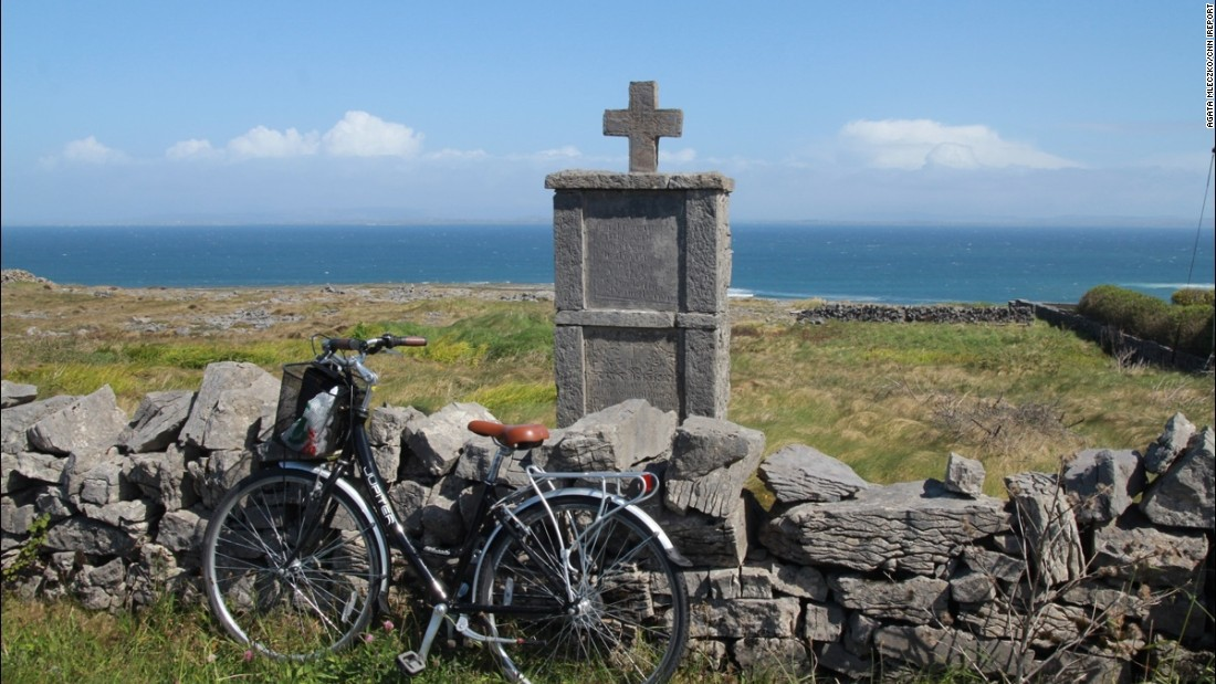 """At Inishmore, the largest of the Aran Islands in Galway Bay, memory stones are found all over the place, says <a href=""""http://ireport.cnn.com/docs/DOC-1100501"""">Agata Mleczko</a>."""