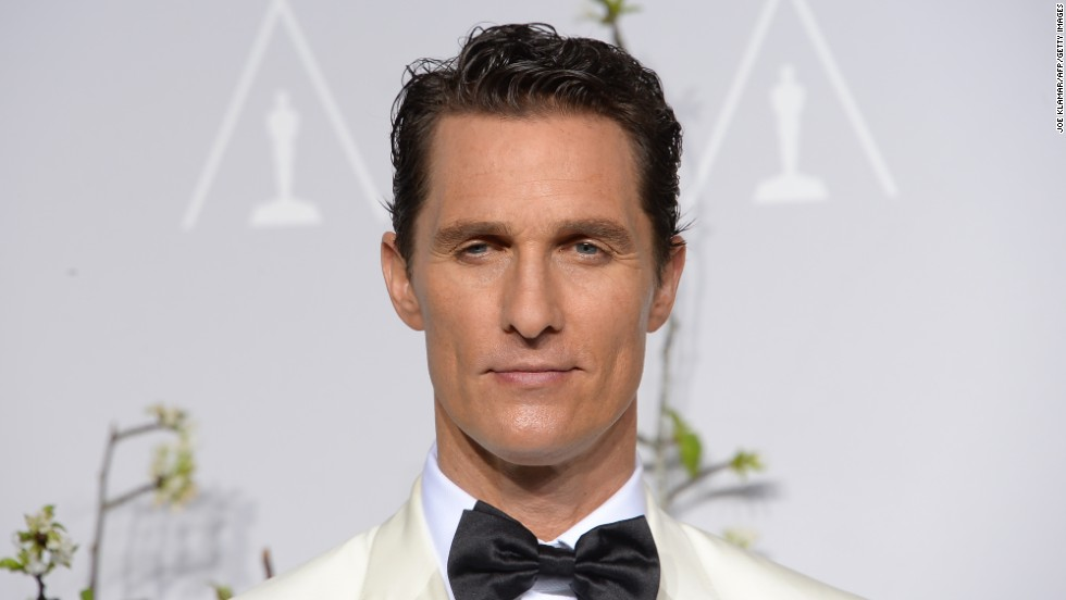 "This week, it's all about Matthew McConaughey. The actor celebrates his 45th birthday on Tuesday, November 4, and on Friday his anticipated new Christopher Nolan movie, ""Interstellar,"" opens in wide release. Here's a look back at the star's rise in Hollywood:"