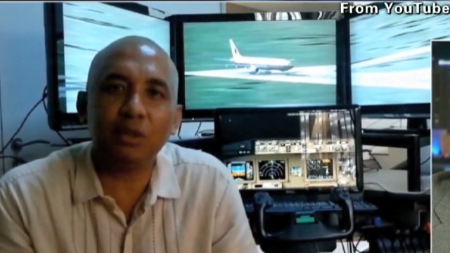 Report: Pilot behind MH370's fate