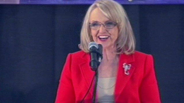 Arizona's Jan Brewer won't run again