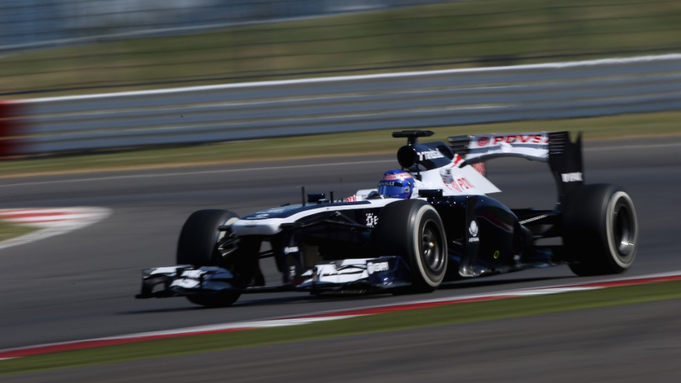 Wolff had her first F1 test at the end of 2012 and was given an expanded role for the 2013 season.