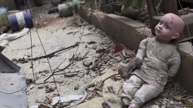 Songs on the Death of Syria's Children