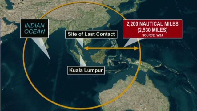 US: Malaysia believes engine sent data