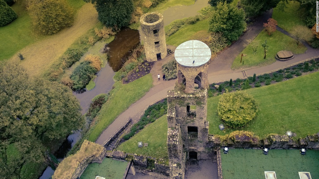 """The view from the top of Blarney Castle is breathtaking,"" said <a href=""http://ireport.cnn.com/docs/DOC-1101754"">Mohit Samant</a>."