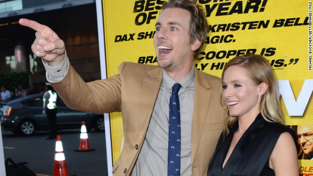 Dax Shepard and Kristen Bell married in 2013 and have two daughters.