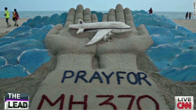 The passengers of flight 370