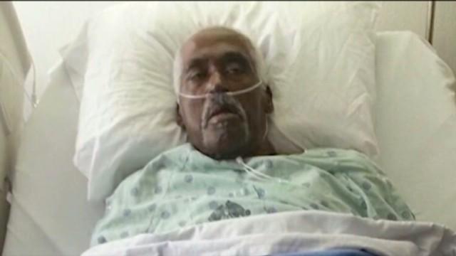 Man who awoke in body bag dies