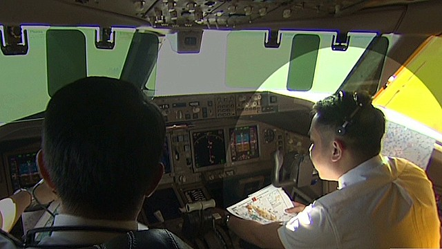 Who are the missing Flight 370 pilots?