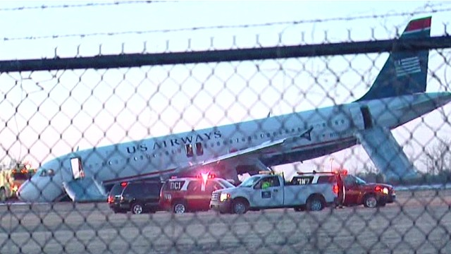 Passenger: Plane came crashing down