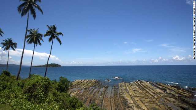 An Indian military search operation for the missing airliner is being launched from Port Blair in the Andaman Islands.