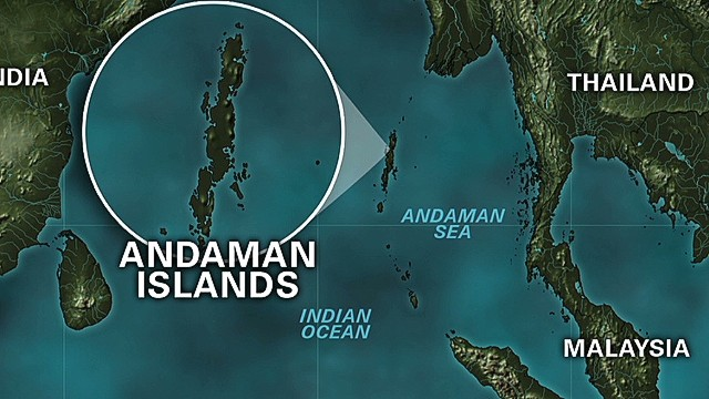 Earthquake hits Flight 370 search zone