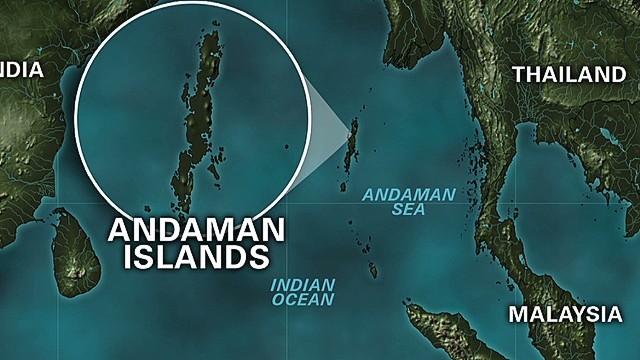 Earthquake hits Flight 370 search zone