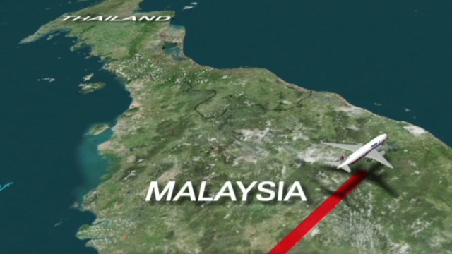 Was the missing Malaysian flight stolen?