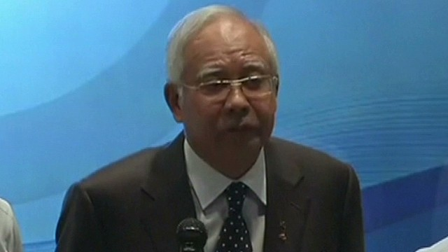 Malaysian PM points to deliberate action