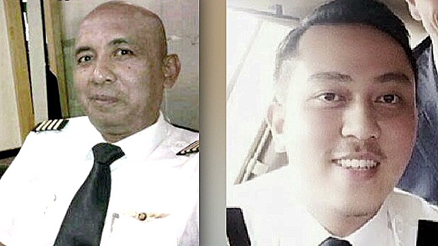 Who were the men who flew flight 370