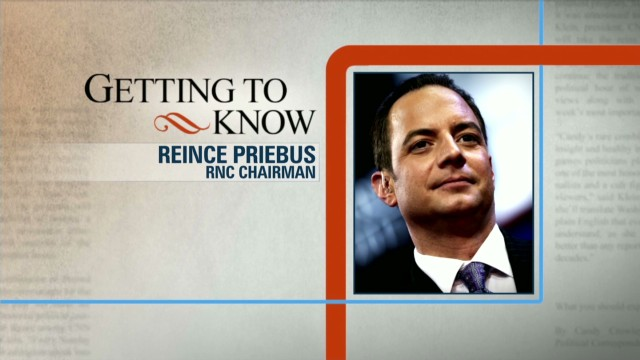 Getting to know Reince Priebus