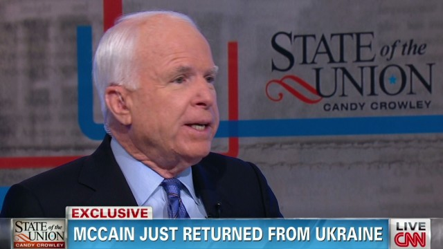 McCain: Russia a 'gas station'
