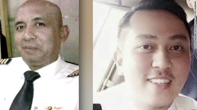 Ex-Malaysian Air CEO defends  pilot
