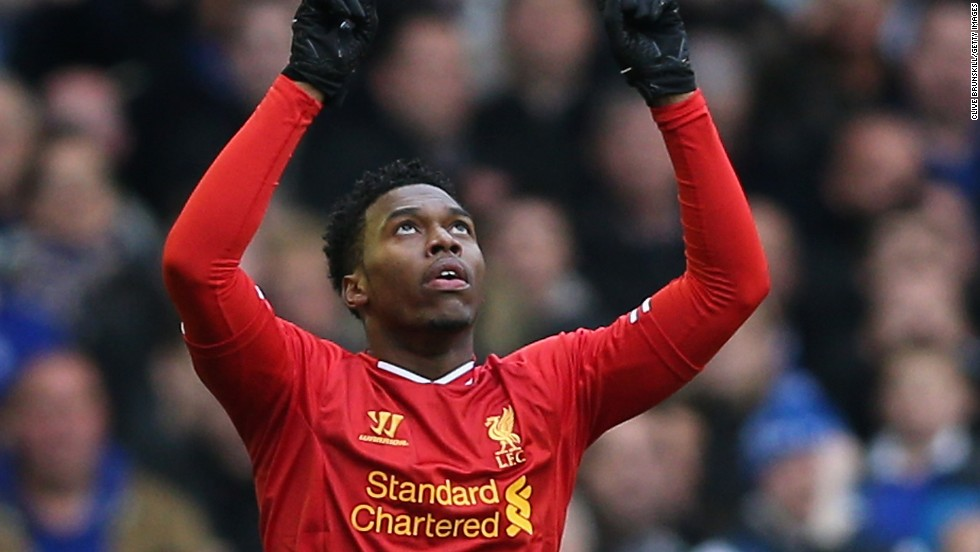 Daniel Sturridge's career has taken off since he joined Liverpool from Chelsea in January 2013. The 24-year-old doesn't know what's fueling his recent run of form, but says faith and hard work have helped.