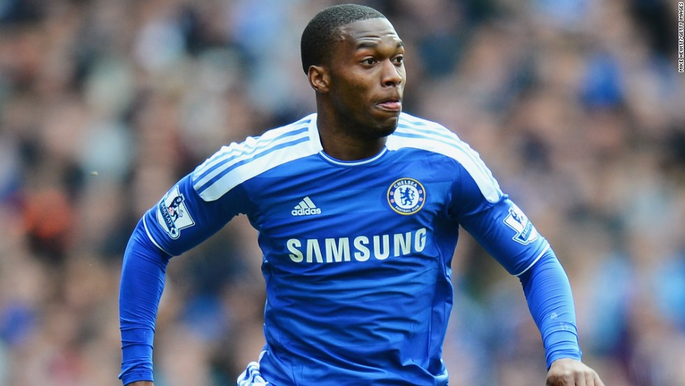Sturridge joined Chelsea from Manchester City in 2009, but endured a stop/start career at Stamford Bridge scoring 13 times in 63 league appearances.