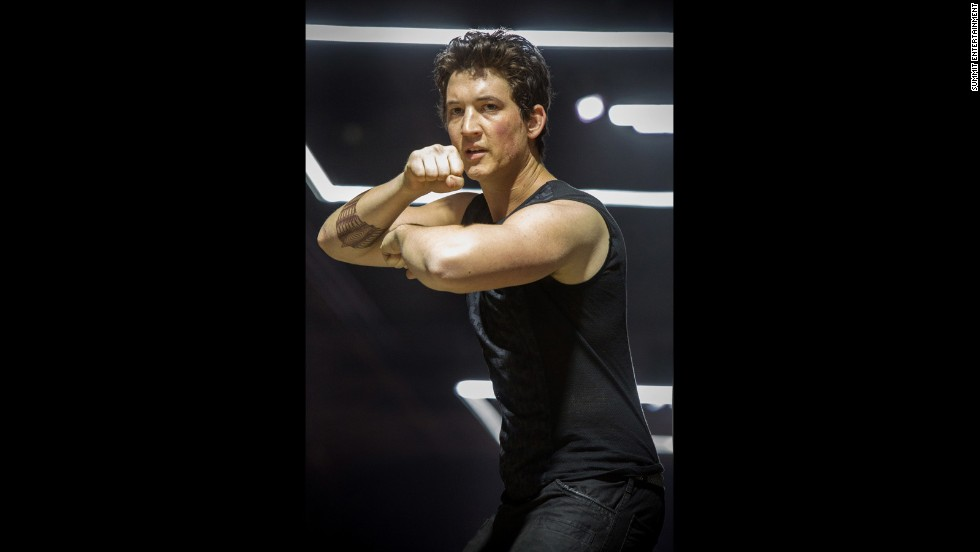 Like Christina, Peter (Miles Teller) comes from Candor, and he's as brutal in a physical fight as he is with his honesty. Peter and Tris at first have an antagonistic relationship, but it eventually evolves into something more complex.