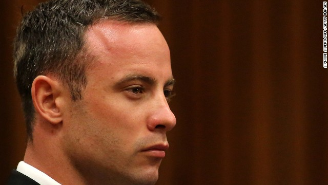 Pistorius to Steenkamp's mom: I'm sorry