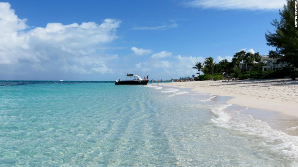 Grace Bay in Providenciales, Turks and Caicos, held on to its No. 2 ranking for the second year.