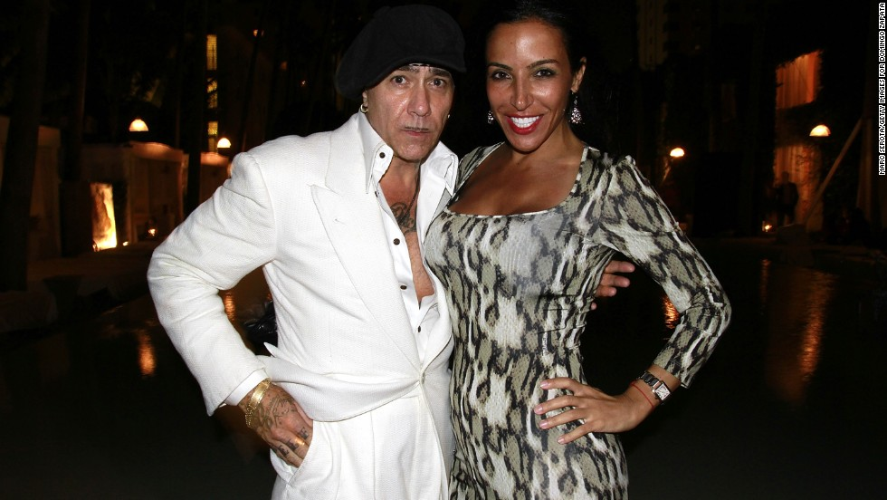 "Fashion designer Michele Savoia, left, <a href=""http://www.cnn.com/2014/02/16/us/new-york-fashion-designer-body/index.html"">was found dead</a> in New York's Hudson River on Sunday, February 16. He was 55. The designer built a career dressing himself and celebrity clients in vintage clothing from the 1930s and 40s. He had a flair for the dramatic and had worked on Broadway shows such as ""Swing,"" ""Promises, Promises"" and ""Evita."""