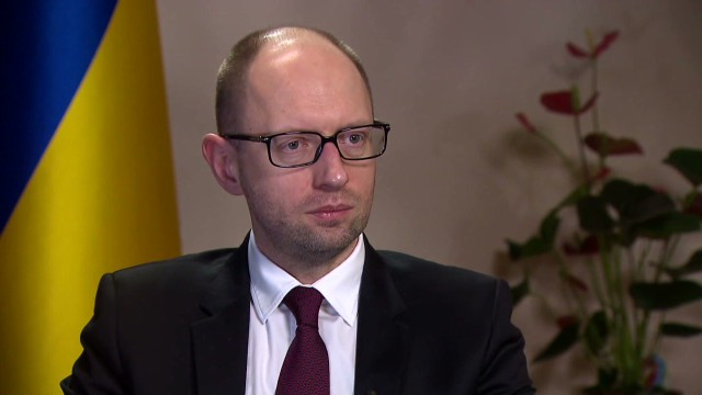 Ukraine PM: Russia threatens entire world