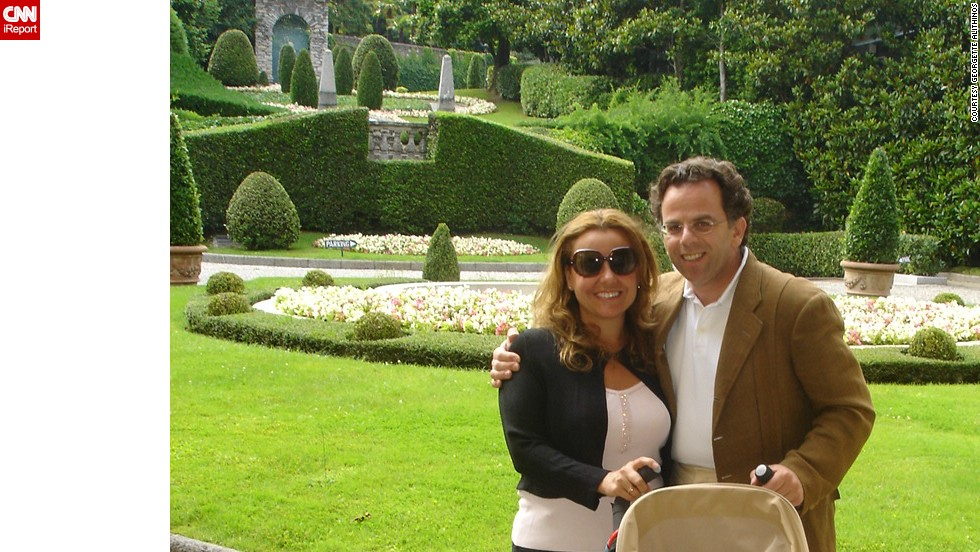 """<a href=""""http://ireport.cnn.com/docs/DOC-1097402 """">Georgette Alithinos</a> said when she and her husband took their 10-month-old son, Alexander, to Villa d'Este in Lake Como, Italy, he loved the trip. She thinks toddlers do benefit from travel, even if they don't remember anything. """"The experiences stay with them subconsciously and it does enrich their development and shapes their character, whether they remember or not."""""""