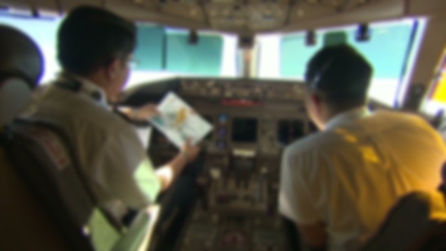 More screening needed for pilots?