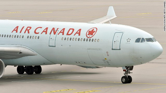 Prior to the suspension, Air Canada operated three return flights a week between Toronto and Caracas.