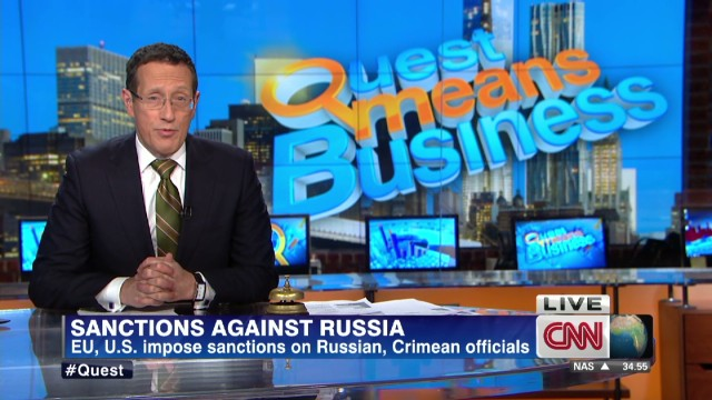 Sanctions imposed against Russia
