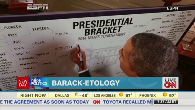 Inside Politics: Barack-etology