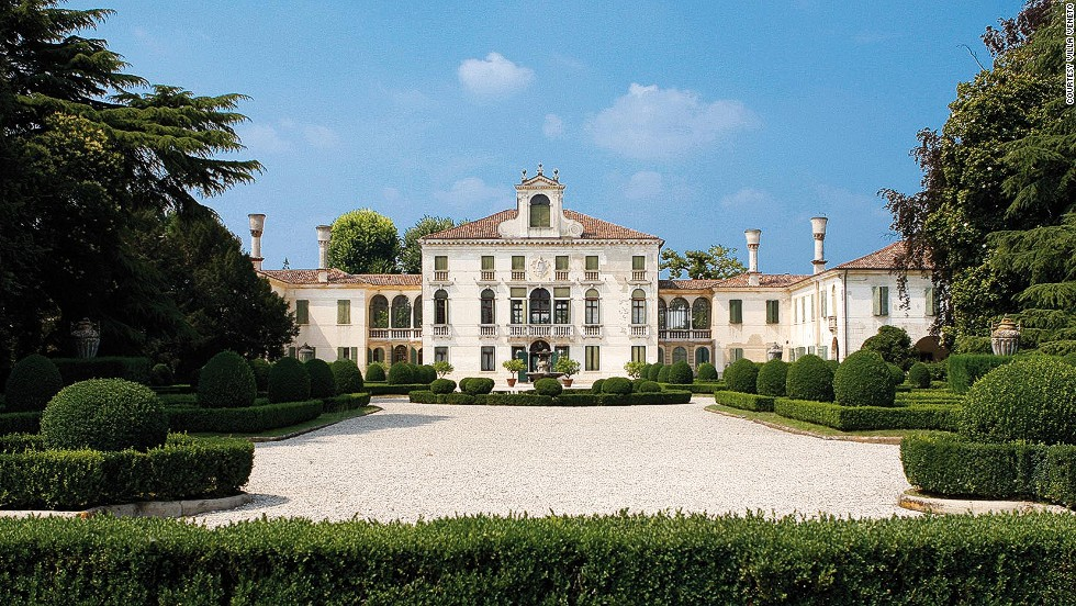 Count Alberto Passi de Preposulo helped launch the Villa Veneto initiative to drive tourism to Italy's old villas. He also rents out a rooms in his 16th century Villa Tiepolo Passi and hosts dinner parties, tours and cultural events.
