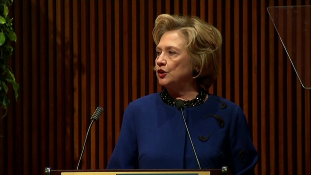 Clinton: 'Just another light summer read'